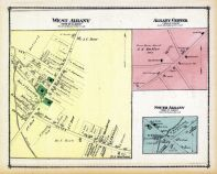 AlbanyTown West, Albany Center Town, Albany Town South, Lamoille and Orleans Counties 1878