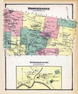Brownington, Brownington Center Town, Lamoille and Orleans Counties 1878