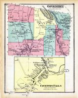 Coventry, Coventry Falls Town, Lamoille and Orleans Counties 1878