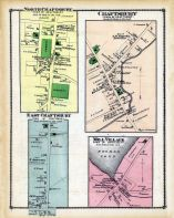 Craftsbury Town North, Craftsbury Town, Craftsbury Town East, Mill Village Town, Lamoille and Orleans Counties 1878