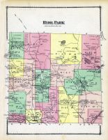 Hyde Park, Lamoille and Orleans Counties 1878