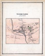 Newport Center Town, Lamoille and Orleans Counties 1878