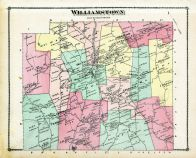 Williamstown, Orange County 1877