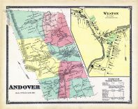 Andover, Weston Town, Windsor County 1869