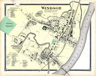 Windsor Town, Windsor County 1869