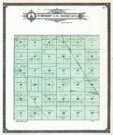 Township 15 N., Range 30 E., Vaughn Siding, Adams County 1912