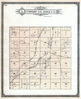 Township 18 N., Range 37 E., Marengo, Adams County 1912