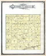 Township 19 N., Range 33 E., Adams County 1912
