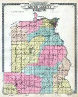 Index Map, Asotin County 1914
