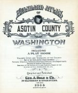 Title Page, Asotin County 1914
