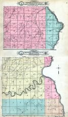 Township 8 N., Range 46 E. and Fract`l Township 8 N., Range 47 E., Fractional Townships 6 and 7 N., Ranges 46 and 47 E., Asotin County 1914