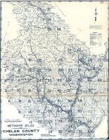 Index Map, Chelan County 1959