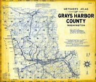 Index Map, Gray's Harbor County 1952