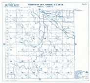 Township 16 North - Range 6 East., Gaging Sta., Mashel River, Wild - Page 094, Pierce County 1965 Version 1 - 2 to 4 inches to a mile