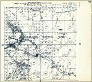 Page 40, Snoqualmie National Forest, Silverton, Bonanza Spur, Dickerman, Big Four, Snohomish County 1934