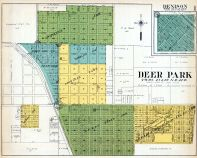 Deer Park, Denison, Moore's Add., Reed's First Add., Arcadia Orchards Co. 1st. Add., Hipkin's Add., Spokane County 1912