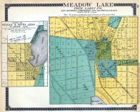 Meadow Lake, Four Lakes P.O., Sylvan and Fifth Adds. - Parts, Spokane County 1912