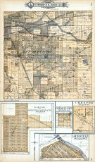 Page 122, Kokomo and Darlington Acre Tracts, Opportunity, Chester, Louisville, Spokane County 1912