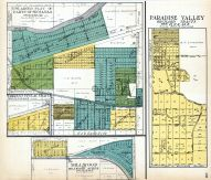 Paradise Valley, Millwood, Warren's Five Acre Tracts, Grandview Industrial Development Co. Acres, Spokane County 1912