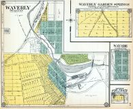 Waverly, Waverly Garden Springs, Wayside, Lewis Acre Tracts, Spokane County 1912
