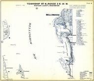 Page 009 - Bellingham, High Bridge, Grandview, Lummi Indian Reservation, Eliza Island, Wildcat Cove, Chuckanut Bay, Lummi Island, Carter Point, Whatcom County 1942
