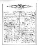 Colburn Township, Adams County 1900