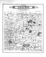Jackson Township, Little Lake, Lakeside PO, Glen PO, Adams County 1900