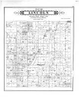 Lincoln Township, Pilot Knob PO, Spring Bluff PO, Adams County 1900