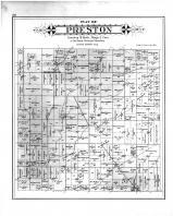 Preston Township, Rocheacri PO, Adams County 1900