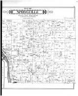 Springville, Plainville, Dell Prairie - Right, Adams County 1900