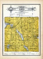 Almena Township, Barron County 1914