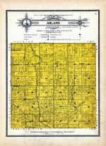 Arland Township, Barron County 1914