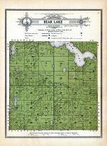 Bear Lake Township, Barron County 1914
