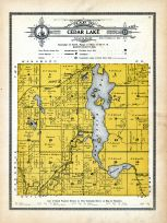 Cedar Lake Township, Barron County 1914