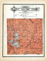 Chetek Township - East, Barron County 1914