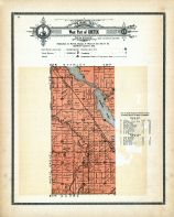Chetek Township - West, Barron County 1914