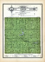 Clinton Township, Barron County 1914