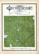 Crystal Lake Township, Barron County 1914