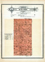 Dallas Township - East, Barron County 1914