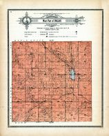 Dallas Township - West, Barron County 1914