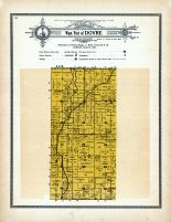 Dovre Township - West, Barron County 1914