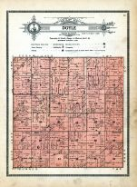 Doyle Township, Barron County 1914