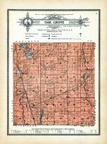 Oak Grove Township, Barron County 1914