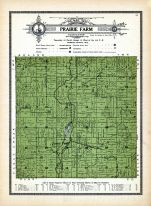 Prairie Township, Barron County 1914