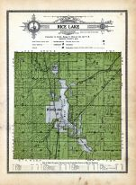 Rice Lake Township, Barron County 1914