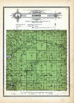 Sumner Township, Barron County 1914