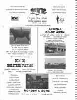 Citizens State Bank, Don Lo Holstein Farms, Almena Coop Assn., Nordby & Sons, Barron County 1978
