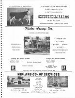 Schutzholm Farms, Wickre Agency Inc., Midland Coop Services, Barron County 1978