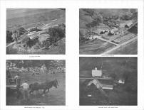Edwin Giese Farm, Norman Dregney Homestead, Marvin Dregney, Wallace Moats Farm, Buffalo County 1966