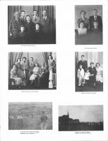 George Rothering Family, Adolph Reglin Family, Schlesser, Suhr, Buffalo County 1966